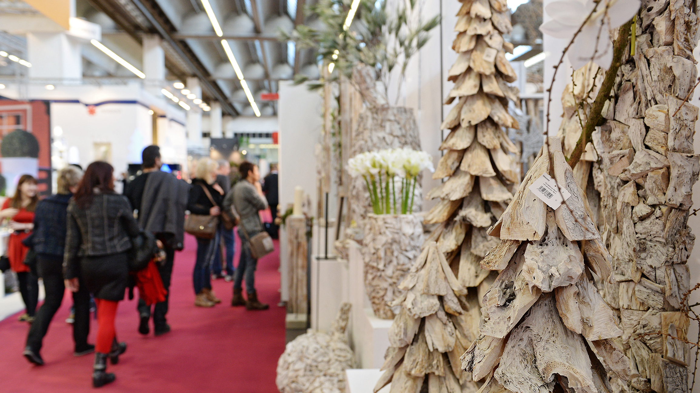 Neues konzept messegel nde der christmasworld for Messe frankfurt januar 2017