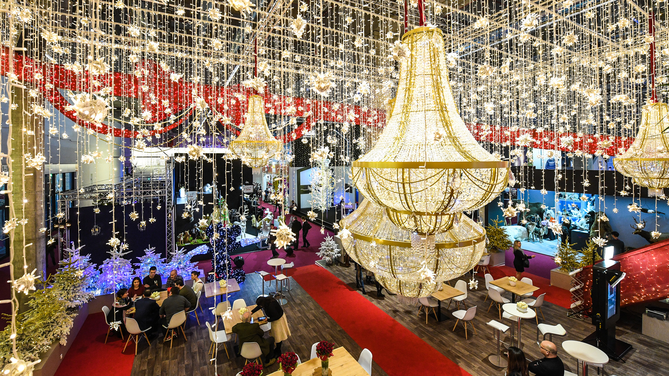 Planung vorbereitung zur christmasworld for Messe frankfurt januar 2017