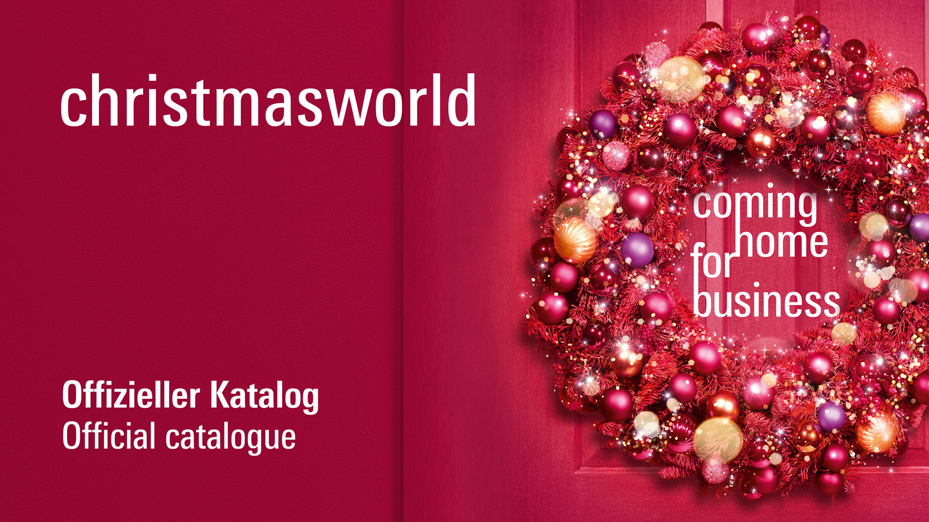 Christmasworld catalogue