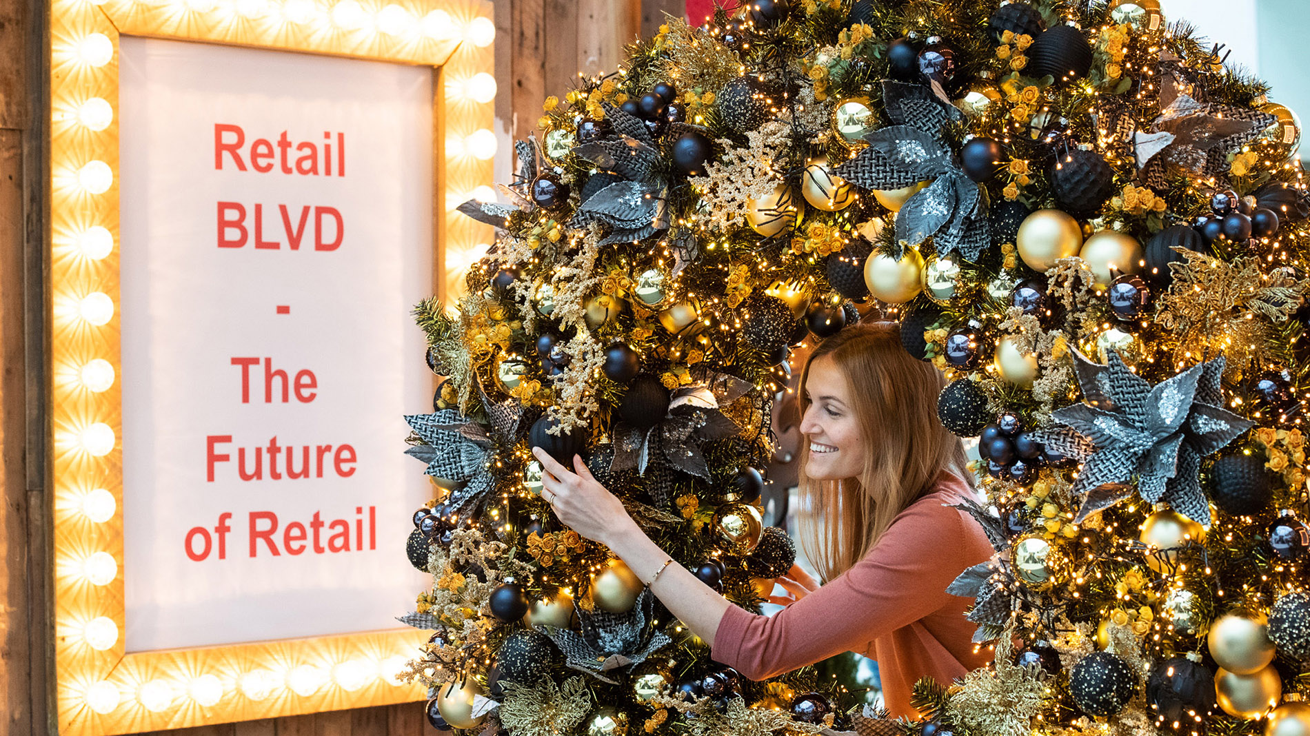 Retail Boulevard at Christmasworld