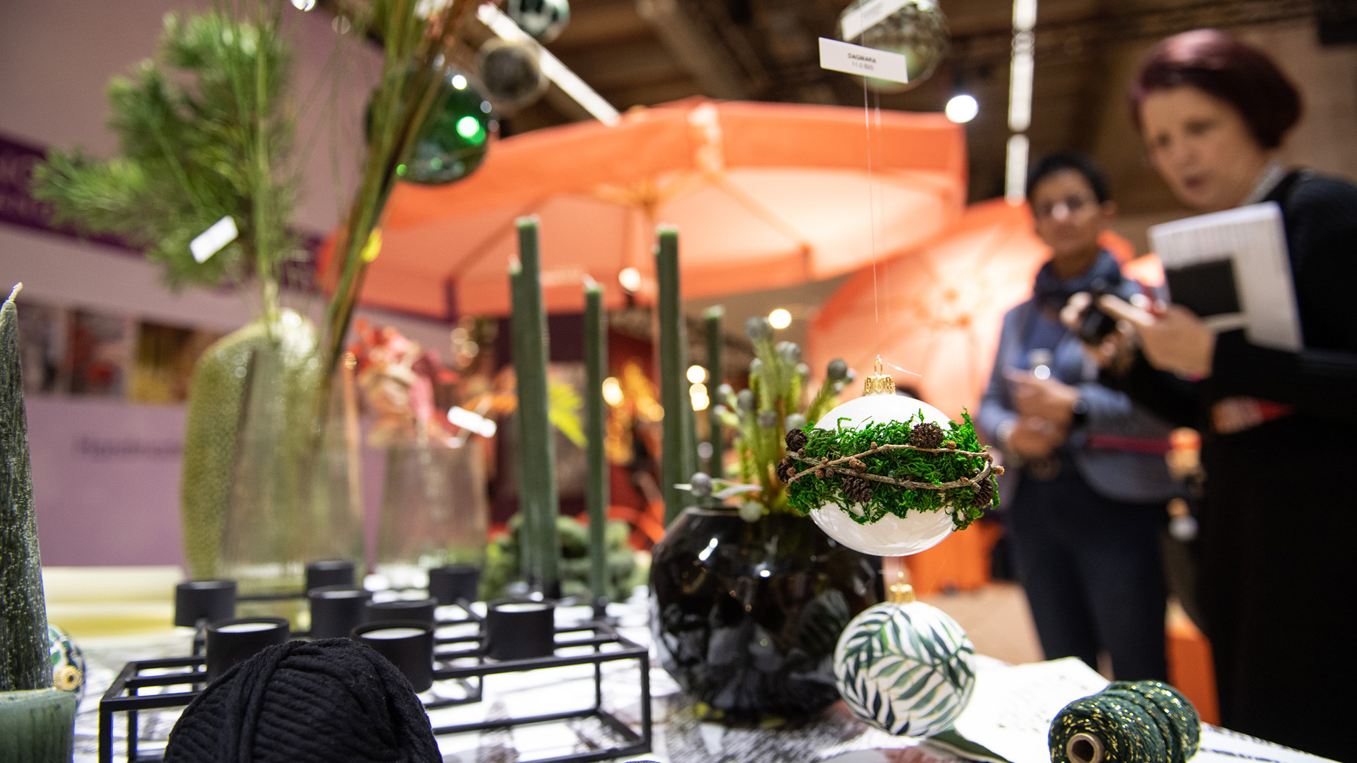 Visitors discover the latest trends at Christmasworld