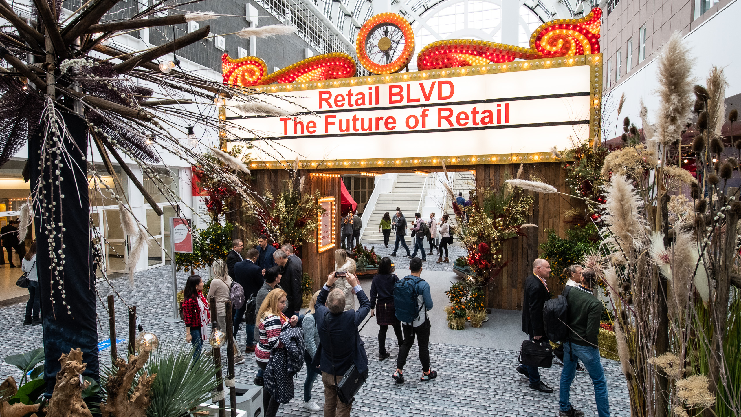 Retail Boulevard | Christmasworld 2020