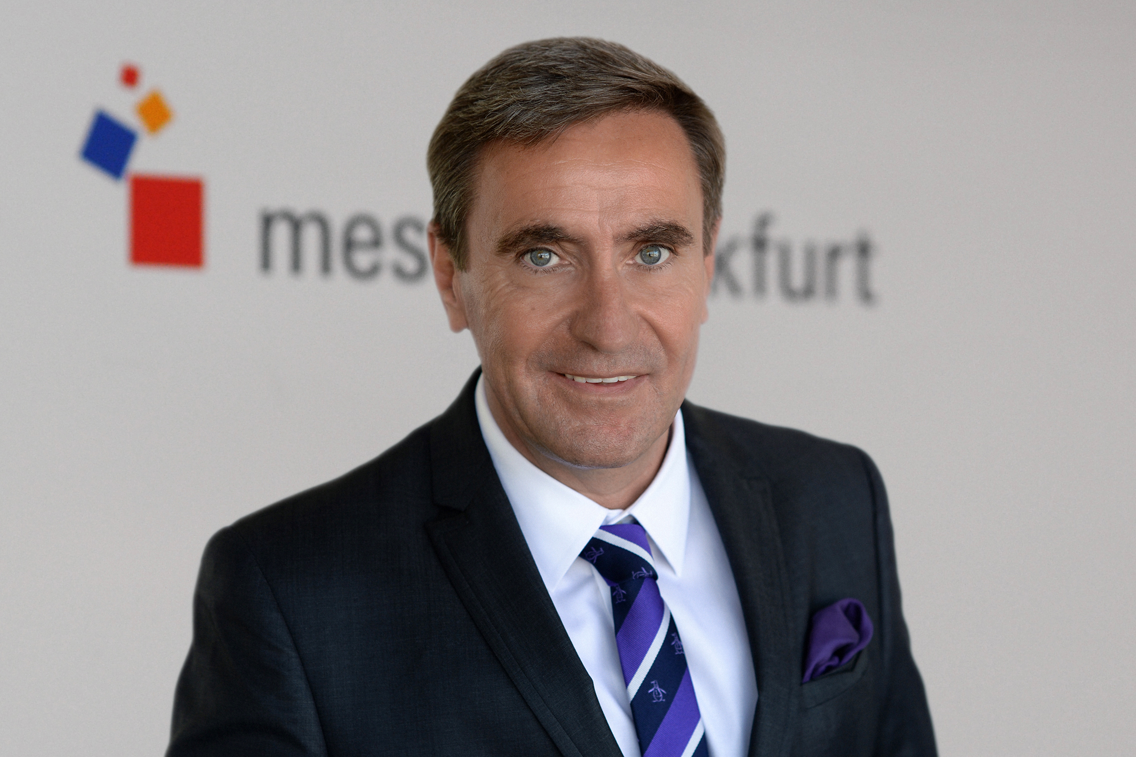Stephan Kurzawski, Consumer Goods & Sales, Senior Vice President Messe Frankfurt Exhibition GmbH