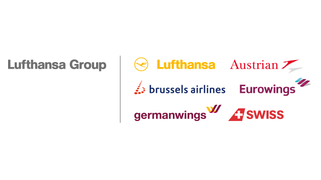 Lufthansa Group: Lufthansa, Austrian, brussels airlines, Eurowings, germanwings, SWISS